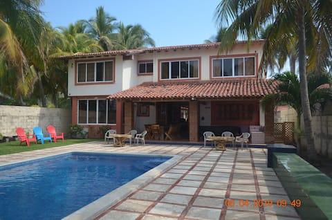 Preciosa casa de playa en Costa del Sol