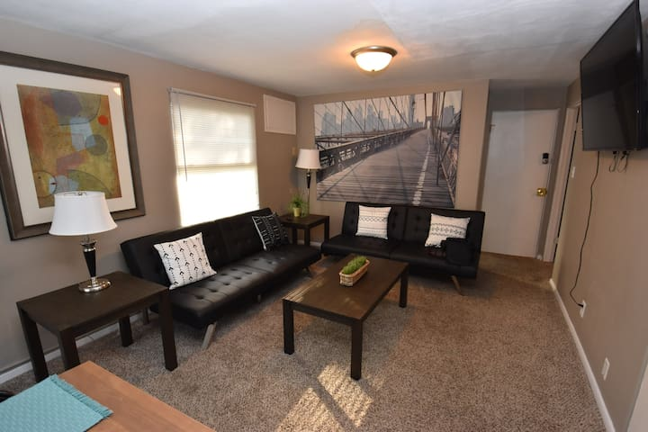 1 bedroom apartment near Notre Dame (1309.5)