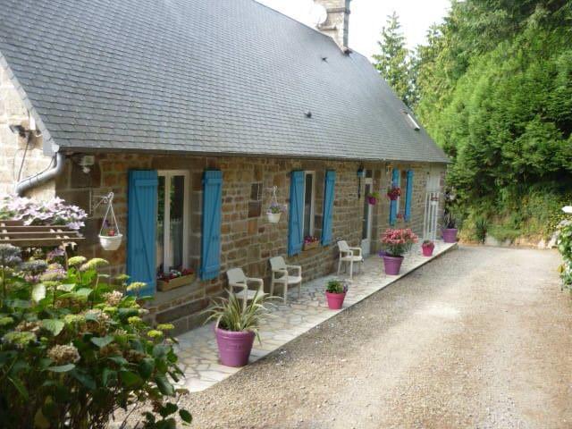 Le clos de see  chambres d'Hôtes - Chérencé-le-Roussel - Guesthouse