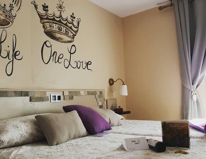 Habitación doble 1 o 2 camas