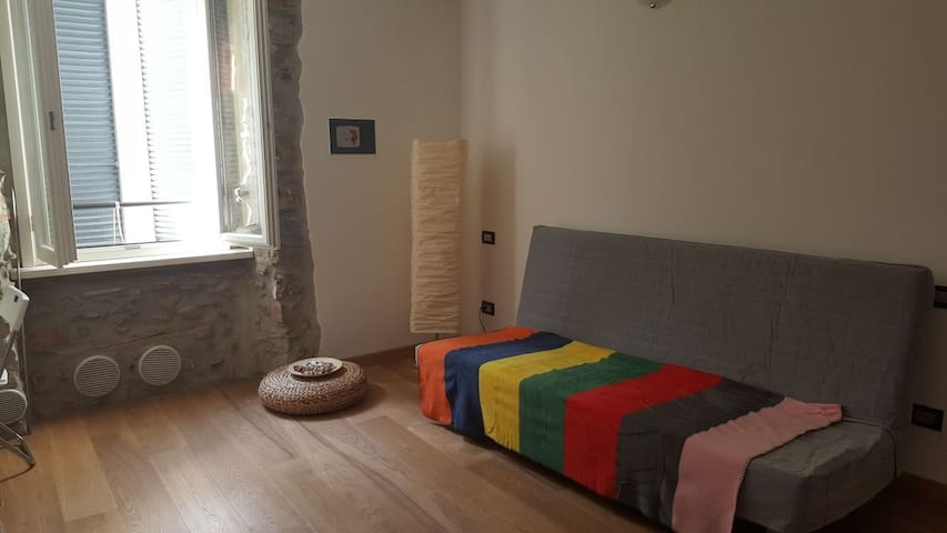 LOVELY LOFT IN THE CENTER OF LECCO