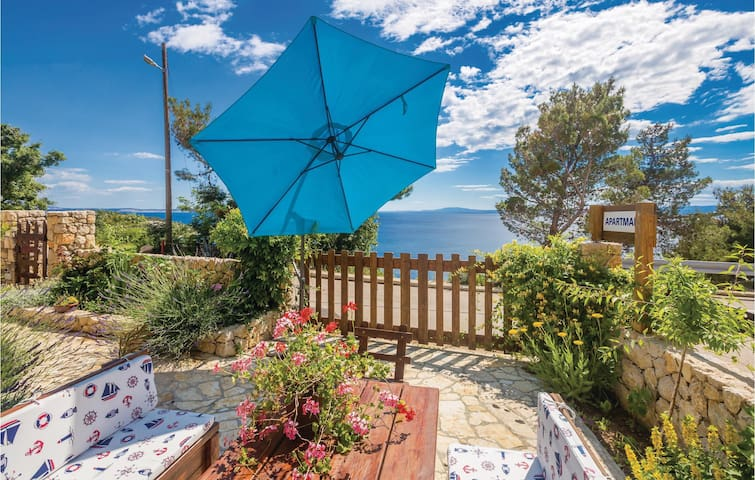 Holiday apartment with 1 bedroom on 36 m² in Stara Baska