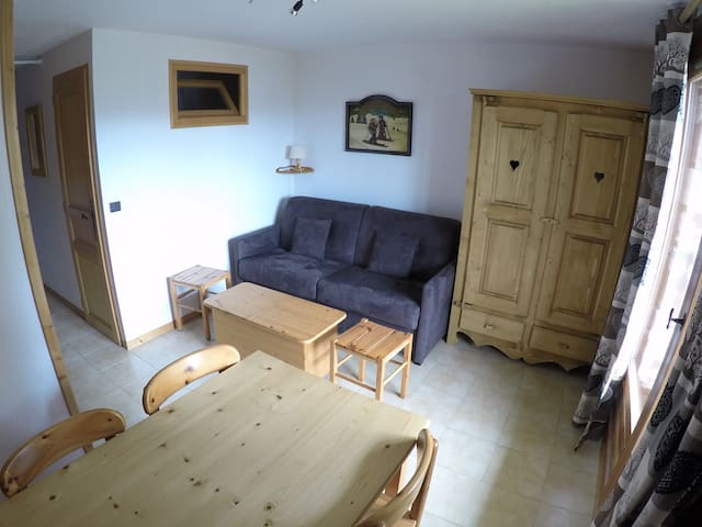 Appartement Saint Gervais  La pointe des Aravis