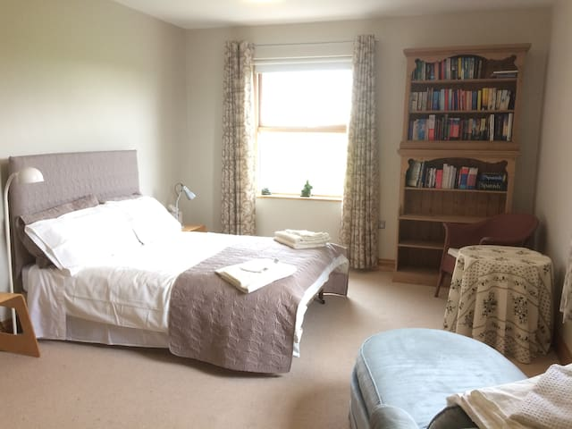 Bracklin Bridge Country House and Stables (Room 3) - Westmeath - Bed & Breakfast