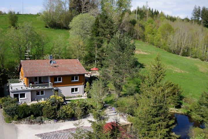 apartmentnatur - your accomodation in Allgäu