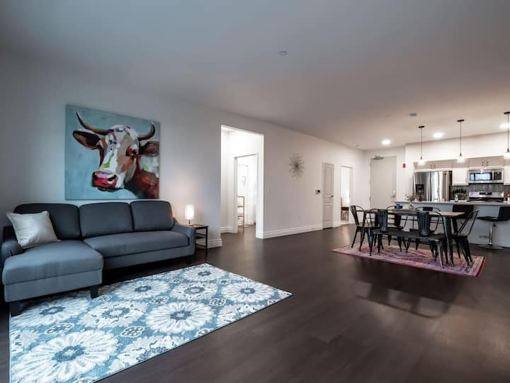 Spacious Luxury Condo in the Heart of Little Italy #302