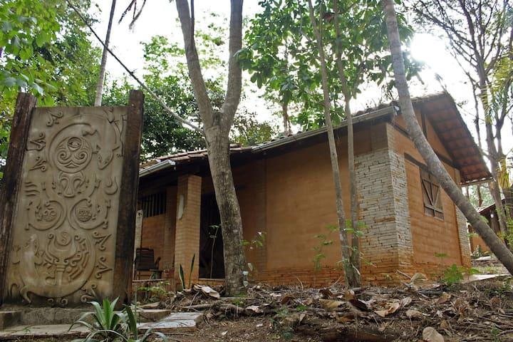 EcoCabana Calango - Ecocentro IPEC