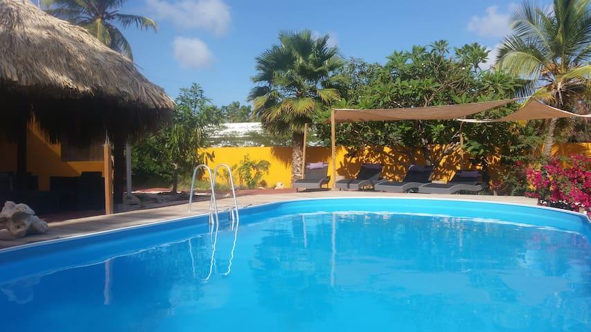 Relax @ B&B Casa Trankilo! Standaard 2-pers. app.