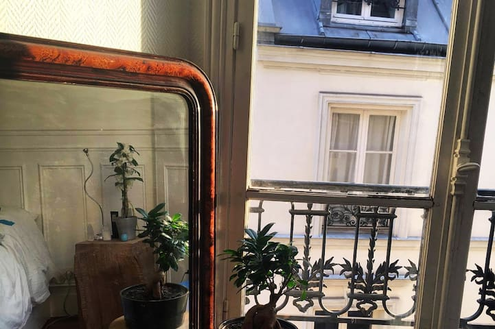 Charmant appartement au coeur de Paris