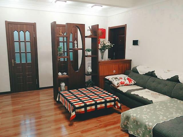 高层公寓一室一厅 干净温馨&FREE WIFI - Dalian - Wohnung