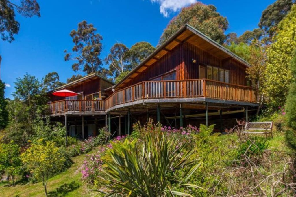 Kingston treetops 15 mins to city maisons louer - The wing house maison ailee en australie ...
