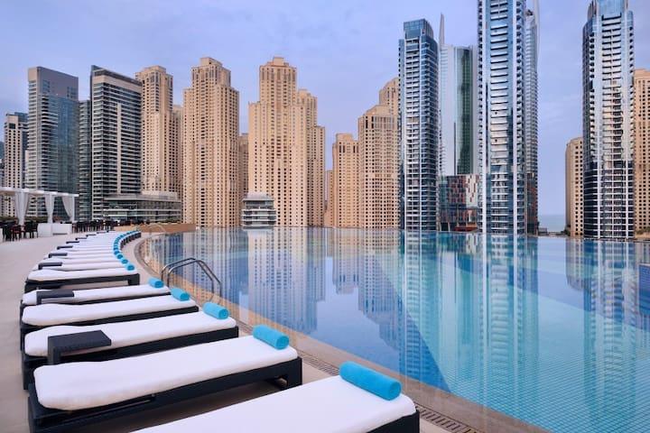 Studio Residence @ Dubai Marina Mall