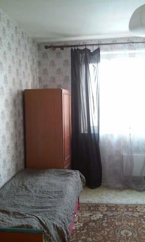 Сдается комната в уютной квартире - Moscow - Apartment