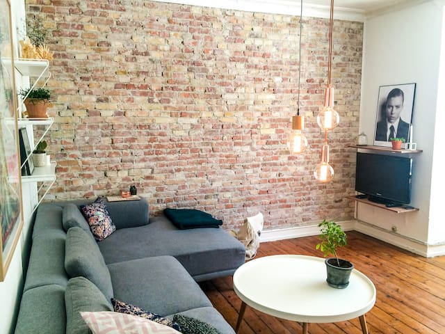 Wonderful and cosy flat in Cph. - København - Apartment