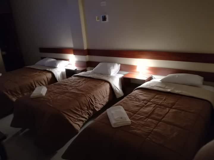 El Nopal Hotel - Triple or Familiar Room