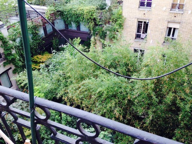 Appartement calme et lumineux plein cœur de Paris. - Paris - Condominium
