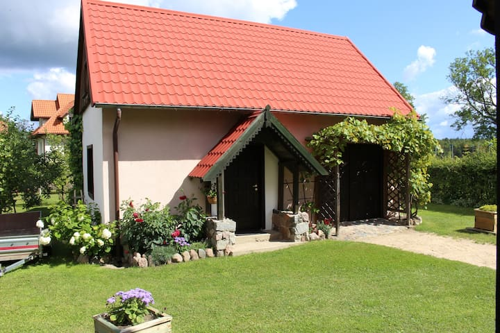 Letni Domek u Małgorzaty - Ruciane-Nida - Casa de hóspedes