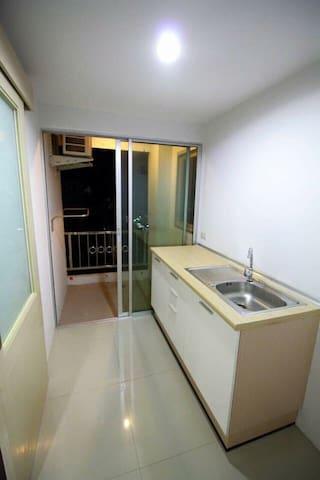 Cozy - Tambon Khlong Tamru - Appartement