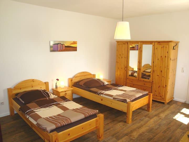 Wolnzach/Geisenfeld - EG. Apartment 1-5 Personen