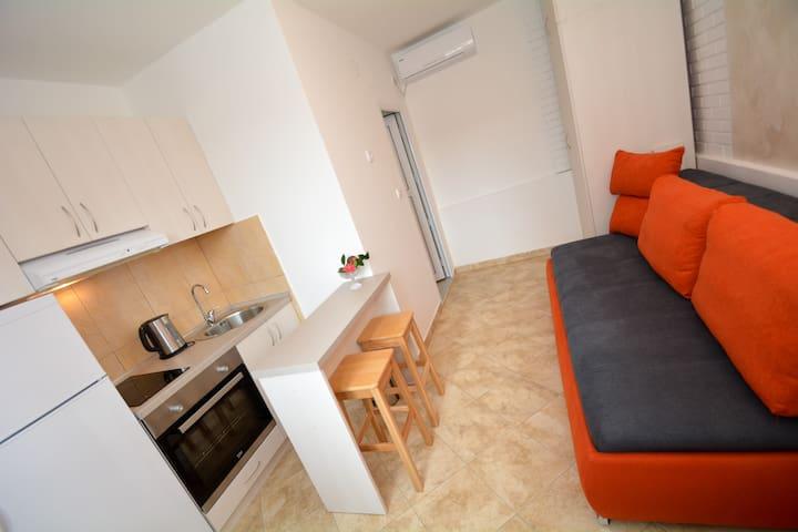 Comfort studio Apartment in Tivat city