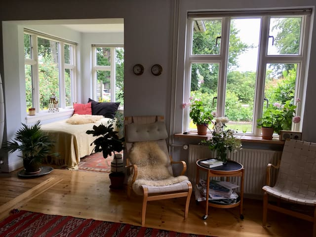 Lovely house in Aarhus close to downtown and beach