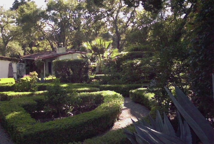 Montecito Garden Home