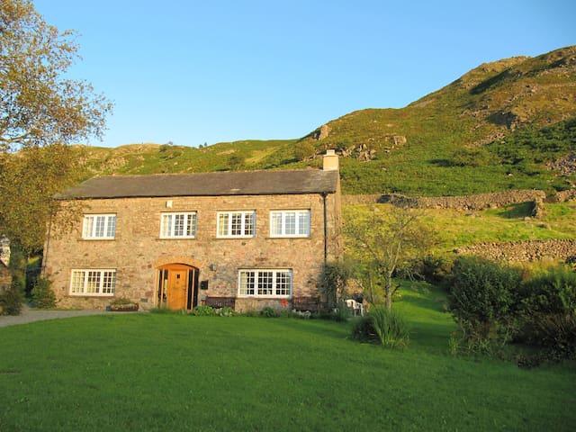 Brantrake house, Eskdale, Cumbria