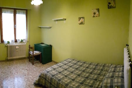 Camera Verde: singola Green Room: single