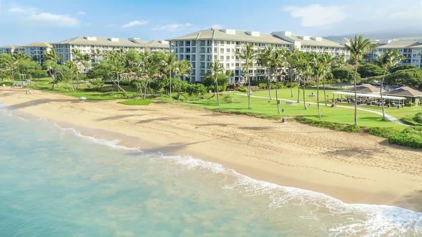 OceanFront Villa Westin Kaanapali Resort Best View