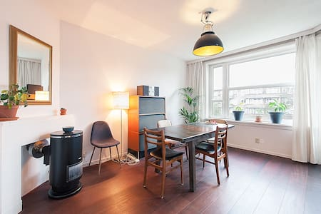 Sunny appartment in heart of BoLo - Ámsterdam