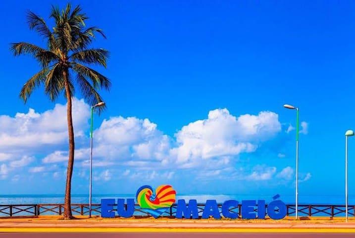 Há 50mts da Praia de Pajucara, 5 minutos -Q 4