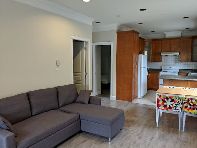3 Bedroom unit near Broadway Skytrain