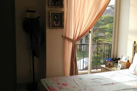 [OPENING PROMO IDR400000] Quiet Room near IKEA - Pinang - House