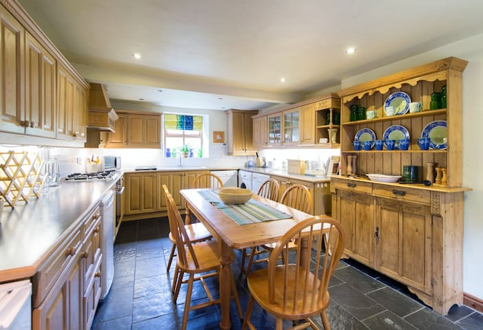 Buchanty House | 3Bed, Sleeps 7 - Bewerley - Dom