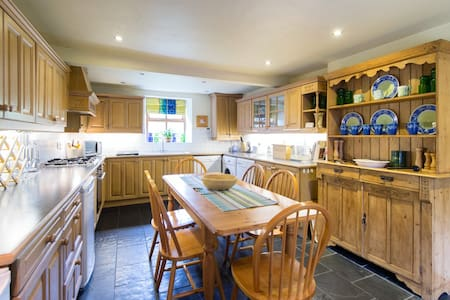 Buchanty House | 3Bed, Sleeps 7 - Bewerley