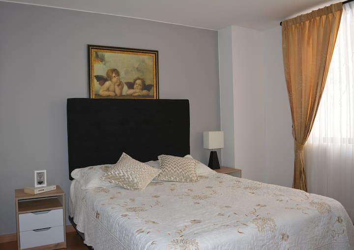 Habitación Cómoda y Privada en Apartamento - Catay