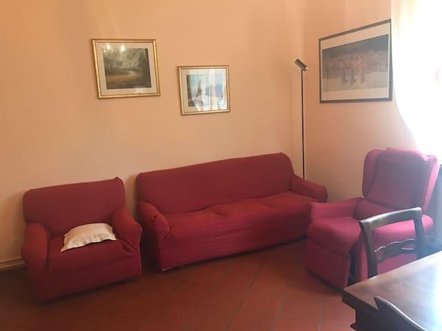 Appartamento zona centrale Bobbio