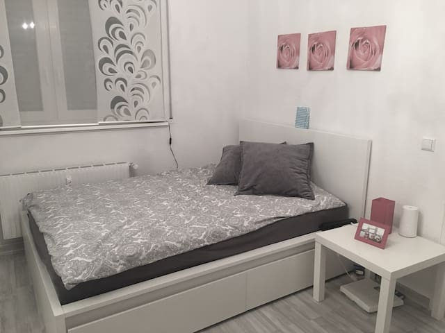 Cosy room close to City Center - Zentrales Zimmer