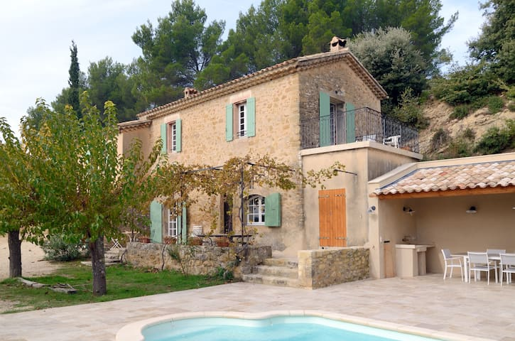 Authentic Provençale Farmhouse - Lauris - Annat