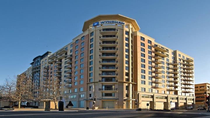2 Bedroom Condo National Harbor Wyndham Resorts