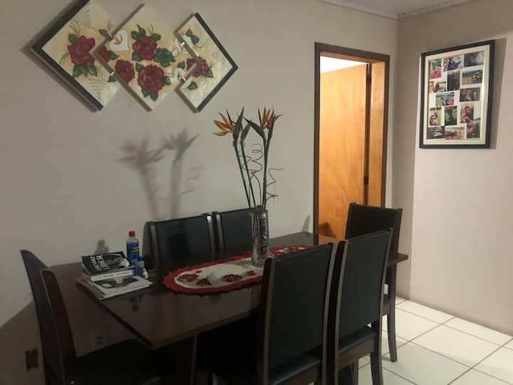 Amplo apartamento em Vera Cruz