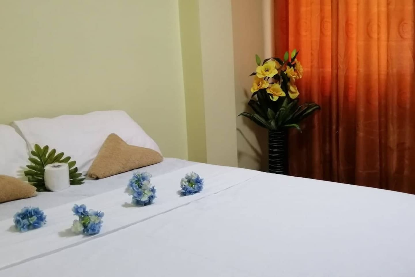 Your Private Bedroom with Aircon