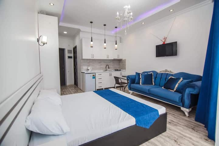 Newly renovated apartments in the center of Batumi