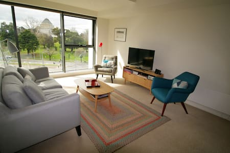St Kilda Road Melbourne - great place to stay - Apartment