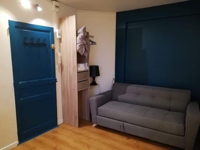 Magnifique studio rénové en hyper centre