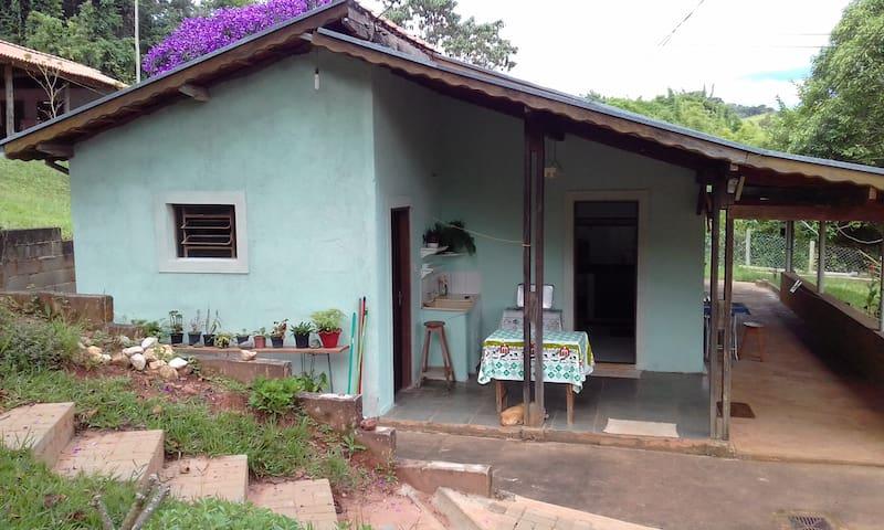 Casa da Rose - São Luís do Paraitinga - Hus