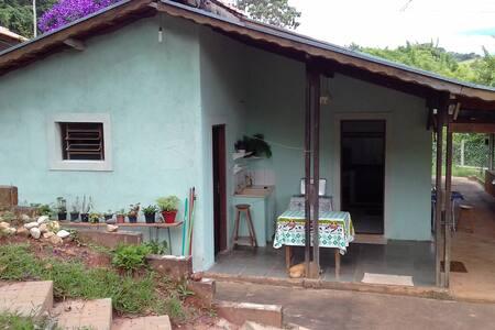 Casa da Rose - São Luís do Paraitinga - บ้าน
