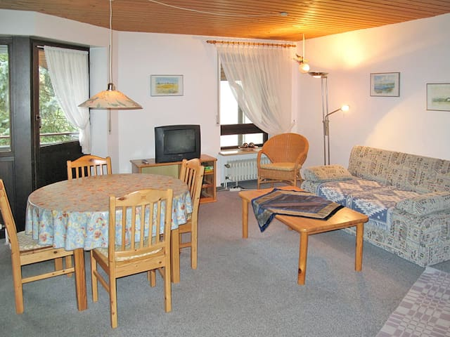 Haus Sonnenblick in Todtnau. Aftersteg for 4 persons - Todtnau. Aftersteg - Diğer