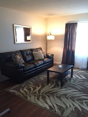 Cozy Apt By Marietta Square & New Braves Stadium - Marietta - Apartamento