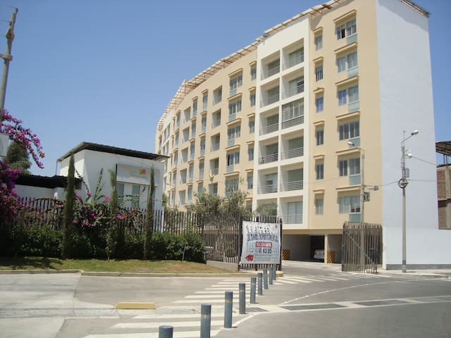 Departamento en condominio. Seguridad total - Piura - Apartament